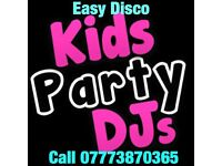 Kids Party DJ with Kareoke!