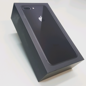 IPHONE 8 PLUS 64GB SPACE GREY WITH BOX AND WARRANTY