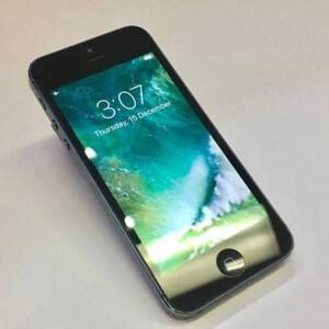 GOOD CONDITION IPHONE 5 16GB BLACK TAX INVOICE WARRNTY Surfers Paradise Gold Coast City Preview
