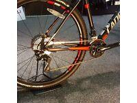 Wanted mountain bike
