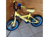 Minions bike for sale