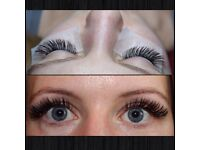 Eyelash extensions and gel nails Manchester