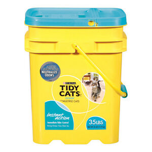 Looking for empty kitty litter containers/pails