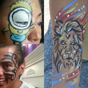 BEST Customized Face Painting and Balloon Twisting Special!