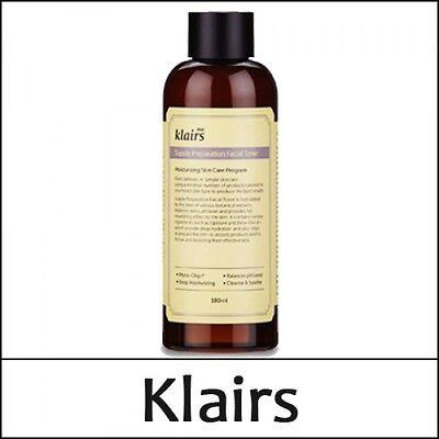 [Klairs] Supple Preparation Facial Toner 180ml / Korea Cosmetic / 1M3