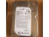 320GB hard drive full working