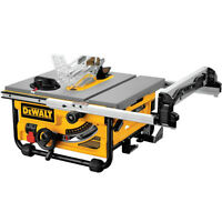 DEWALT DW745 10-Inch Compact Job-Site Table Saw with 16-Inch Max