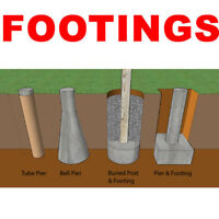 FOOTING SERVICE