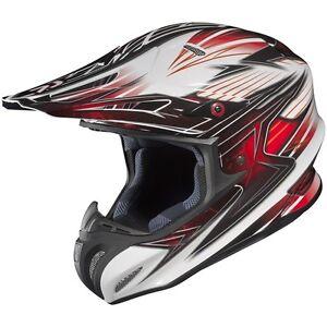 OFF ROAD HJC RPHA X FACTOR HELMET/CASQUE DE MOTO HORS ROUTE