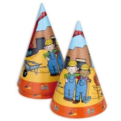 Bauarbeiter Papphüte, 8 - Bau Hüte