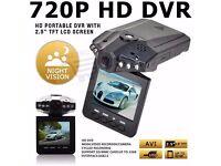 HD In Car DVR Camera CCTV IR Night Vision Motion Dash Cam Video Record