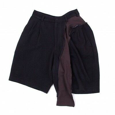 H&M COMME des GARCONS Switching Shorts Size 34(K-50083)