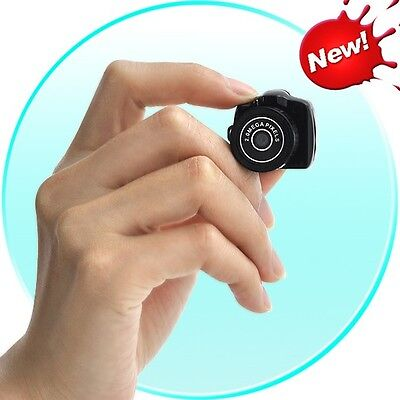 Advanced World's Smallest Mini Digital Camera (HD Edition)