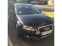 Audi A3 ( private plate not included ) 60plate