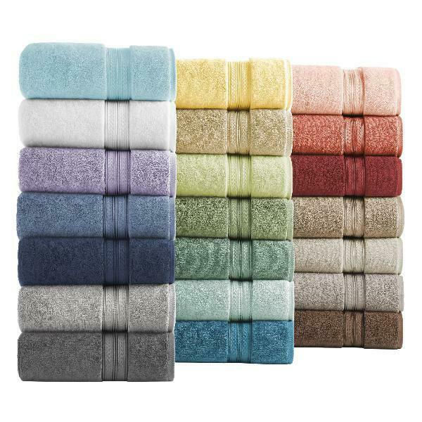 Better Homes  Gardens Thick And Plush Solid Bath Towel Colle