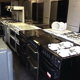 Cookers gas and electric sale from £99