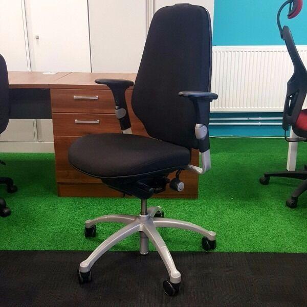 RH Logic 400 Office Chair 75 Available