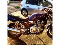 Yamaha XJR 1300, 2006 only 19,805 miles