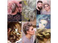 Experienced hair stylist
