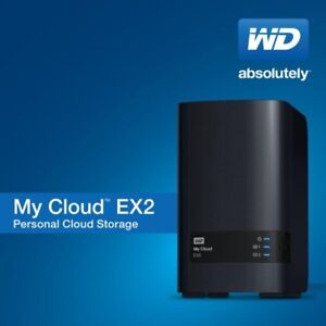 Brand New Sealed WD My Cloud Ex2 8TB