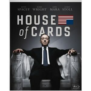 DVD House of Cards saison 1 anglais seulement West Island Greater Montréal image 1