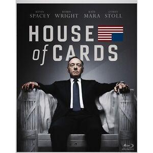 DVD House of Cards saison 1 anglais seulement