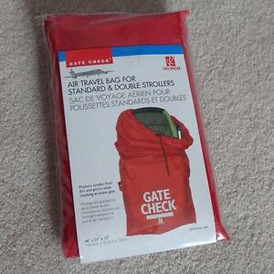 Stroller or Car seat travel Protector - New never used