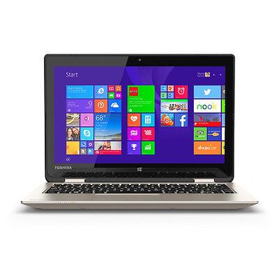 "NEW Toshiba Satellite Radius 11.6"" L15W-B1208 Laptop Notebook W8 4GB RAM 500GB"