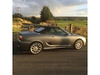 MG TF Spark 2 Door Convertible 2004
