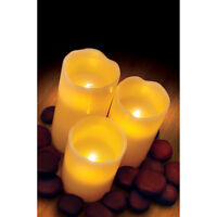 NEW~~LED Candle Set--Flameless--Outdoor Light