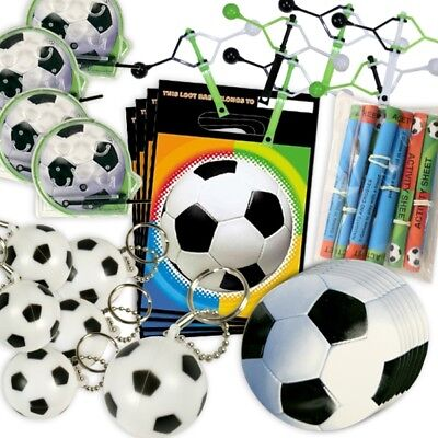 Fussball Partygeschenke-Set Championship Soccer 48-teilig