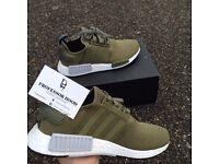 Adidas NMD Olive UK 7