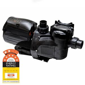 Hurlcon Viron P320 Energy saving pool pump Burleigh Heads Gold Coast South Preview