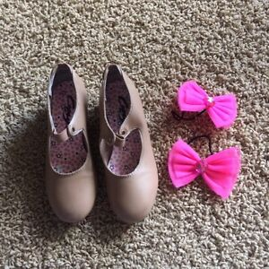 Tap shoes size 13 kids