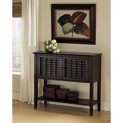 بوفيه جديد Hillsdale Furniture 4783-850 Bayberry Sideboard Dark Cherry Finish NEW