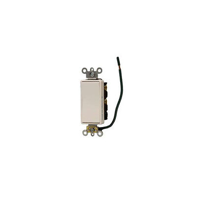 Somfy - Maintained Double Pole, Decorator/Designer Switch (White)