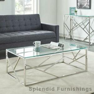 Weekend Promotion! Big Savings on Coffee Tables at Splendid Furnishings