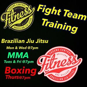 Fight Team Training