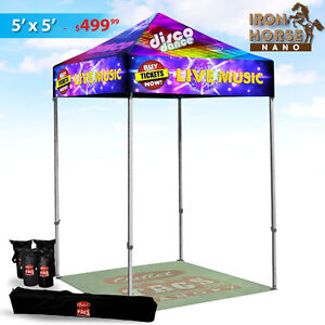 Outlet Tags Custom Canopy Tent Packages ONLY $599.99 Gatineau Ottawa / Gatineau Area image 3