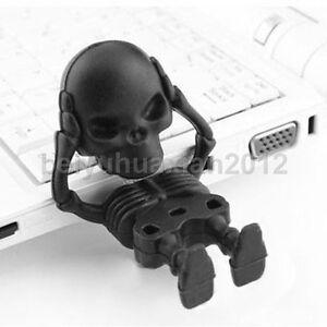 NEW Novelty Gift Skeleton Skull Bones Class 6 8 GB USB2.0 Stick Pen Drive