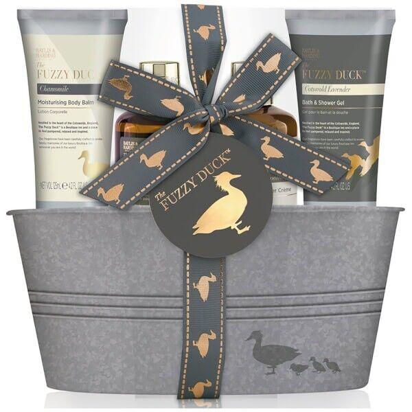 Baylis & Harding Fuzzy Duck Assorted 4 Piece Tin Gift Set