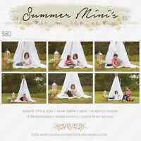 Children's Summer Sessions - Amy's Images Photography