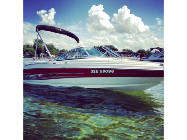Used 2004 Sea Ray Boats 180 sport bowrider
