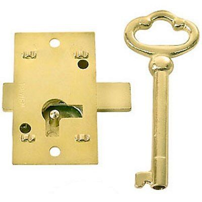 Cabinet Door Lock and Key ~ Curio China Cabinet Grandfather Clock Jewelry Box