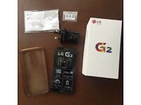 LG G2 mobile Smartphone (Unlocked) EXCELLENT Condition!