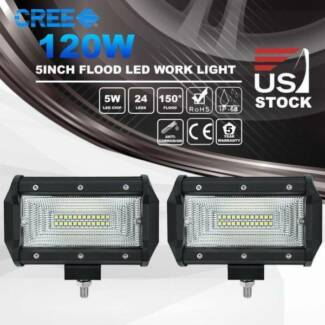 LED Light Bar & Work Lights - Best Prices In Perth!