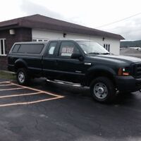 2006 Ford F250 Diesel 4x4 longbox. Only 145k and new inspection