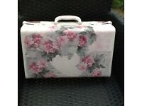 Hand decorated vintage case for sale
