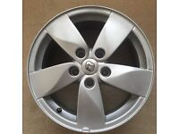 Renault 16 inch alloy wheel for sale.