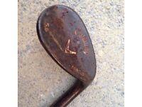 R/h callaway forged rusty 56 wedge.